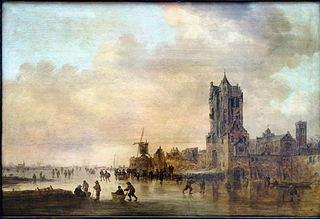 Icy Pleasures by the Pellecussenpoort, Utrecht