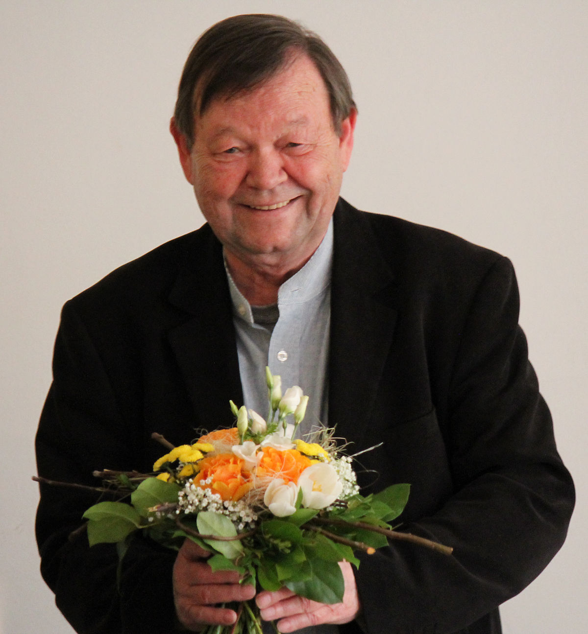 Ernst Georg Schwill