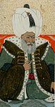 Портрет Бајазита II од Џона Јанга