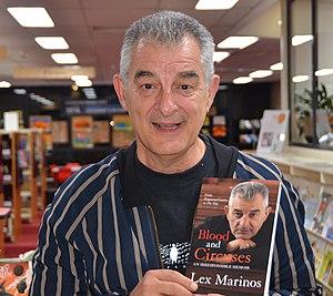 Lex Marinos - Marinos in 2014