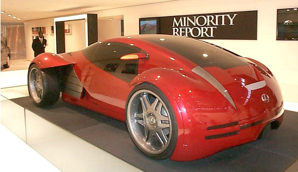 Lexus 2054 Minority Report concept1