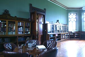 St John's College, University of Sydney - St John's College Library