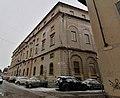 Liceo ginnasio statale Benedetto Cairoli con neve - Vigevano.jpg