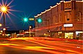 Light Trails on the Denton Square.jpg