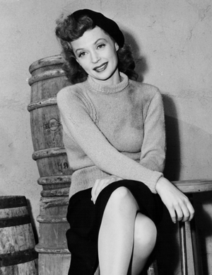 Lilli Palmer - Palmer in 1946