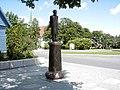 Limbaži, Baumaņu Kārļa piemineklis 1999-07-04 - panoramio.jpg