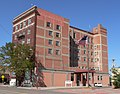 Lincoln Hotel (Scottsbluff, Nebraska) from SW 3.JPG