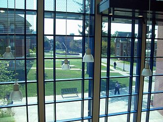 Lincoln University (Pennsylvania) - Student Union at Lincoln University