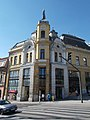Listed residential building with shops. - 1 Kossuth Lajos St., Veszprém Belváros, 2016 Hungary.jpg