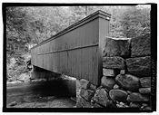 Livermore Bridge Wilton New Hampshire
