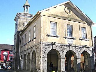 Llandovery - Llandovery Town Hall