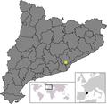 Localització de StCugatdelVallès.png