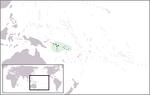 Islas Salomón en el mundo