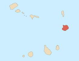 Boa Vista Cape Verde Wikipedia - Cape verde coordinates