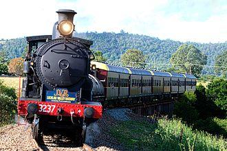 New South Wales C32 class locomotive - Image: Locomotive 3237