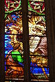 Lodève Saint-Fulcran cathedral stained glass window388.JPG