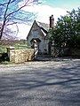 Lodge Gate Entrance to Warmwell House - geograph.org.uk - 374455.jpg