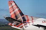 Loganair new livery on Saab 340 G-LGNN (2).jpg