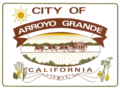 Logo of Arroyo Grande, California.png