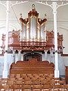 lokhorstkerk leiden orgel