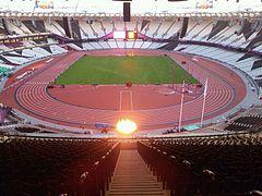 Lontoon Olympiastadion