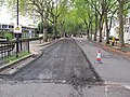 London November 1 2013 Road Surfacing Highbury New park - panoramio.jpg