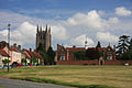 Long Melford Church and Church Walk - geograph.org.uk - 859082.jpg