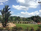 Looking east toward Camino de Cruces National Park from Ancon, Panama 2013.JPG