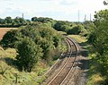 Looking south on the link line serving Melksham - geograph.org.uk - 990987.jpg