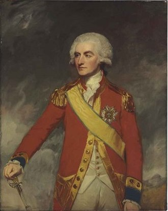 71st (Highland) Regiment of Foot - John Mackenzie, Lord MacLeod, founder of the regiment, by George Romney