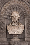 Lorenz von Stein (Nr. 15) - Bust in the Arkadenhof, University of Vienna - 0266.jpg