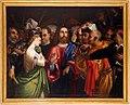 Lorenzo lotto, Cristo e l'adultera, 1546-1555 circa, 00.jpg