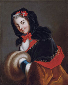 Louise Henriette de Bourbon, Duchesse de Chartres and Duchesse d'Orléans (1726-1759), French School of the 18th century.jpg