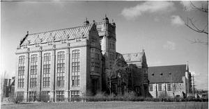 Loyola College (Montreal) - Loyola College Montreal in 1937