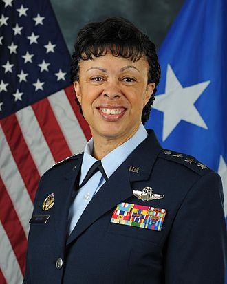 Stayce Harris - Official U.S. Air Force Photo