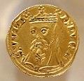 Lucca, fiorino o lucchese d'oro a nome di ottone IV, 1270-90 ca.jpg