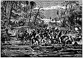 Ludovic Hébert Beauvoir crossing the Cimanuk river.jpg