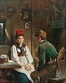 Ludwig Vollmar Paar in Schwarzwälder Bauernstube.jpg