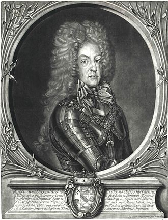 Louis William, Margrave of Baden-Baden - Louis William, Margrave of Baden-Baden