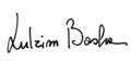 Lulzim Basha Signature.png