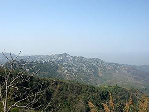 Lunglei - Image: Lunglei View