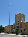 Lusk Hall headquarters building New Mexico Military Institute.jpg