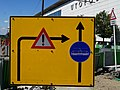 Luxembourg road sign A,21 and D, 11.jpg