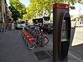 Lyon 5e - Station Vélo'v 5026 rue de la Baleine (août 2019).jpg