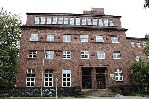 Lyzeum Lange Reihe in Bremen, Lange Reihe 81
