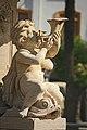 Mérida. Fountain. Mayor square. Badajoz. Extremadura. Spain (4134984795).jpg