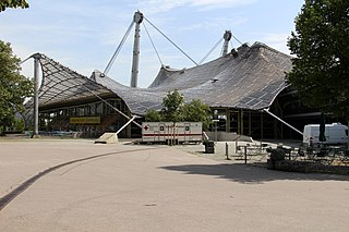 Olympiahalle Multi-purpose arena in Munich