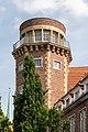 Münster, Turm der ehemaligen Sternwarte -- 2020 -- 7946.jpg