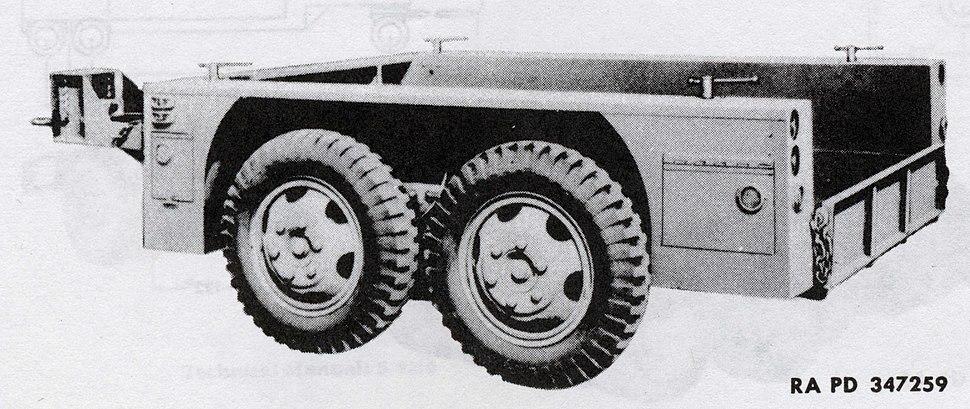 M17 trailer mount