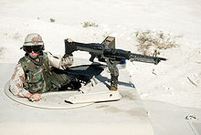 M60 machine gun - Wikipedia, the free encyclopedia